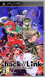 .hack//Link(通常版:DVD「.hack//historical Disc」同梱) - PSP