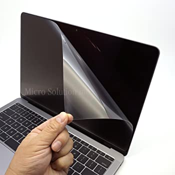 CRYSTAL VIEW NOTE PC DISPLAY FUNCTIONAL FILM (MacBook Pro Retina, 13-inch, Late 2016, HDAG #6 超高精細アンチグレア)