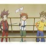 新幹線変形ロボ シンカリオン Android(960×800)待ち受け 男鹿 アキタ,速杉 ハヤト,大門山 ツラヌキ