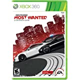 Need for Speed Most Wanted - Xbox 360 (Limited)