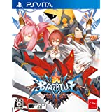 BLAZBLUE CHRONOPHANTASMA BLAZBLUE - PS Vita