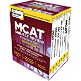 Princeton Review MCAT Subject Review Complete Box Set: 7 Complete Books + 3 Online Practice Tests