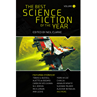 The Best Science Fiction of the Year Volume 5: Volume Five…
