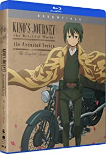 Kino's Journey - The Beautiful World - The Animated Series: TheComplete Series [Blu-ray]