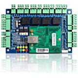UHPPOTE Professional Wiegand 26-Bit TCP IP Network Access Control Board Panel Controller for 4 Door 4 Reader