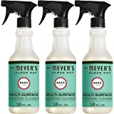 Mrs. Meyer's Clean Day Multi-Surface Everyday Cleaner, Basil Scent, 16 ounce bottle(Pack of 3)