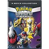 """Pokémon Diamond & Pearl Movie Collection Standard (DVD)"