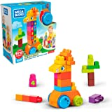 MEGA GFG19 Count 'n Bounce Giraffee Building Set