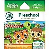 LeapFrog Learning Friends: Preschool Adventures Learning Game (for LeapPad3, LeapPad2, LeapPad1, Leapster Explorer, LeapsterG