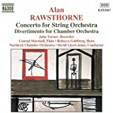 Rawsthorne: Concerto, Divertimento / Lloyd-Jones, Northern Chamber Orchestra