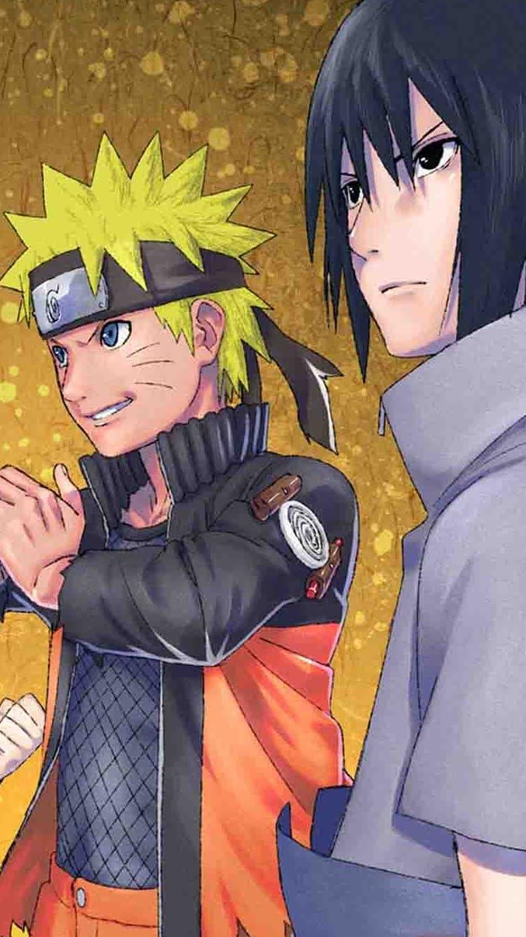 Naruto ナルト ナルト サスケ Iphone8 7 6s 6 750 1334 壁紙 画像48358