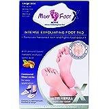 BioRevive Milky Foot Intense Exfoliating Foot Pad, Active