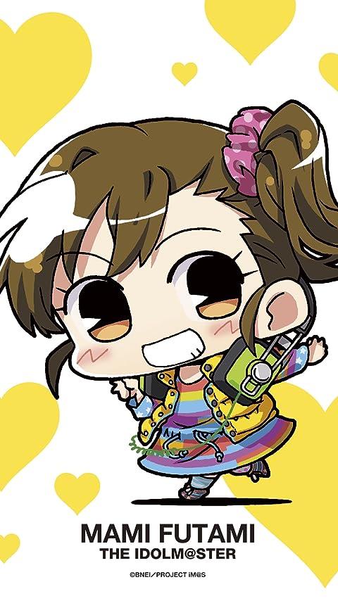 アイドルマスター 双海真美 XFVGA(480×854)壁紙 画像50320 スマポ