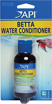 API Betta Water Conditioner 50ml Water Treatment