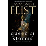 Queen of Storms: Epic sequel to the Sunday Times bestselling KING OF ASHES and must-read fantasy book of 2020! (The Firemane