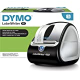 DYMO LabelWriter 450 Label Maker | Direct Thermal Label Printer | Fast Printing of Labels, Barcodes & More | Computer Connect