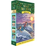 Magic Tree House Volumes 9-12 Boxed Set (Magic Tree House (R))