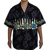 Alohawears Clothing Company Hawaiian Men's Island Beers Shirt