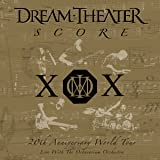 Score: 20th Anniv World Tour Live Octavarium Orch