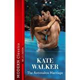 The Antonakos Marriage (Greek Tycoons Book 19)