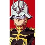 機動戦士ガンダム iPhoneSE/5s/5c/5(640×1136)壁紙 シャア・アズナブル