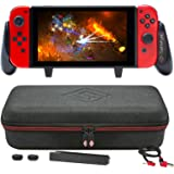 Satisfye Zengrip Pro Elite Bundle, Accessories Compatible With Nintendo Switch - The Bundle Includes: Grip, Elite Case And A