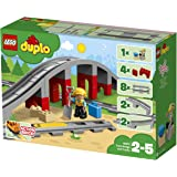 LEGO DUPLO Train Bridge and Tracks 10872 Building Block