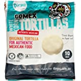 "Diego's GoMex White Corn Tortilla 7"", 49.6g (Pack of 10)"
