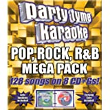 Party Tyme Karaoke: Pop Rock R&B Mega Pack / Various