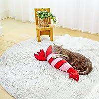 【Amazon.co.jp限定】 ペティオ (Petio) けりぐるみ その他 マルチカラー 猫 ビッグサイズ