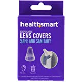 HealthSmart Disposable Lens Covers, Filters for the Standard Digital Ear Thermometer (18-220-000), 45 per Box