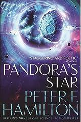 Pandora's Star: Commonwealth Saga 1 (The Commonwealth Universe) Kindle Edition