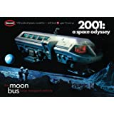 メビウス 2001年宇宙の旅 1/55 ムーンバス プラスチックモデルキット MOE2001-1R