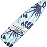 """Ezy Iron Padded Ironing Board Cover Thick Padding, Slashes Your Iron Time, Heat Reflective Fits Standard and Large Boards 15"""""""