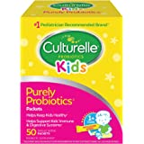 Culturelle Kids Daily Probiotic Packets Dietary Supplement | Helps Support a Healthy Immune & Digestive System | Works Natura