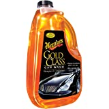 Meguiar G7164 Gold Class Car Wash Shampoo and Conditioner, 1.8L