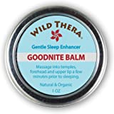 Wild Thera Sleep Aid and Insomnia Relief. Natural Sleeping Remedy with Essential Oils & Valerian. Can be Used with Melatonin,