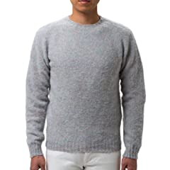 Inverallan Shaggy Dog Crewneck Sweater