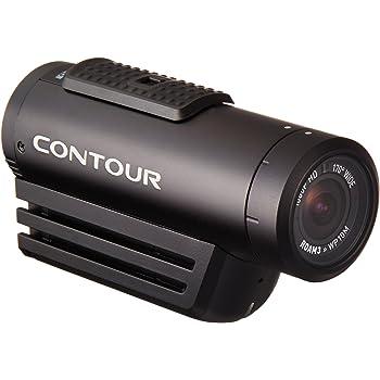 【日本正規品】 Contour ウェアラブルビデオカメラ ContourROAM3 Black 防水仕様  #1904