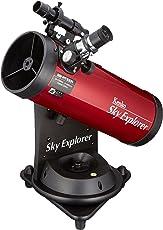 Kenko 天体望遠鏡 Sky Explore SE-AT100N RD 反射式 口径100mm 焦点距離450mm 卓上型 自動追尾機能付 SE-AT100N RD