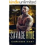 Savage Ride: A BBW MC Romance (Men of Valor MC)