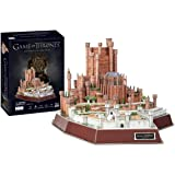 3D Puzzle: Game of Thrones Red Keep