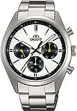 [オリエント時計] 腕時計 ネオセブンティーズ スタンダード Neo70's PANDA クオーツ WV0011UZ シルバー