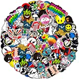 Jackify Graffiti Stickers Pack 100 pcs, Waterproof Vinyl Stickers Decals for Laptop Car Motorcycle Bicycle Skateboard Luggage