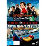Spider-Man: Homecoming/Far from Home (DVD)