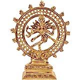 Shiva (Natraj) - Brass Statue - Made in India (8