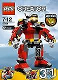 レゴ (LEGO) クリエイター・レスキューロボット 5764