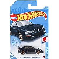 ホットウィール(Hot Wheels) ベーシックカー '98 スバル インプレッサ 22B Stiバージョン HBN9…