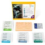 [NEW 2020 Model] Medical Suture Kit REFILL for Suturing Practice – Got the Tools but Run Out of Sutures? We've Got Your Back!