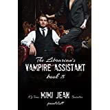 The Librarian's Vampire Assistant, Book 5